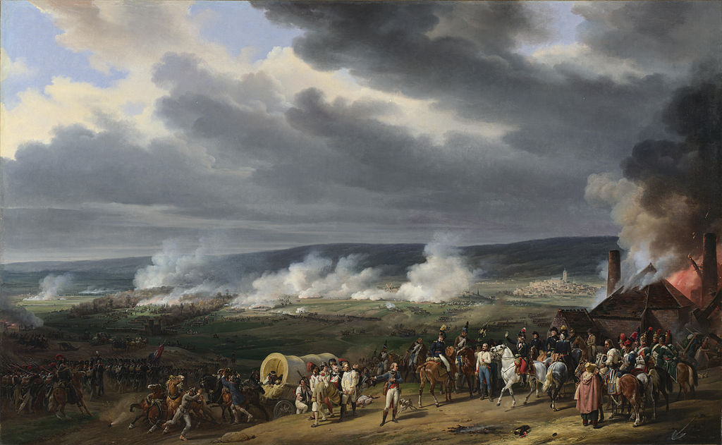 Vernet: Battle of Jemmapes