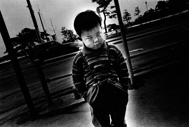 Daido Moriyama: Boy, Miyagi, Japan (1973)