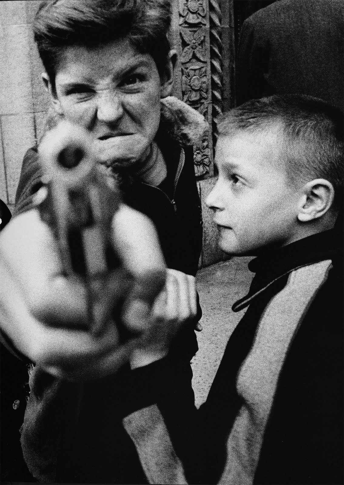 William Klein: Gun 1 (1955)